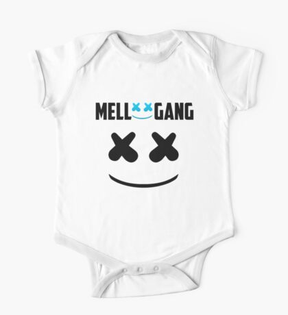 MARSHMELLO (MELLO GANG) One Piece - Short Sleeve