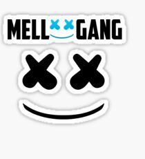 MARSHMELLO (MELLO GANG) Sticker