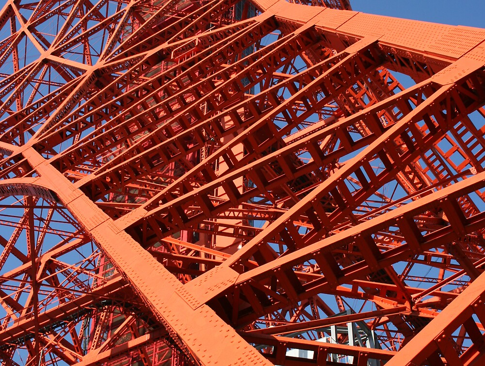 Tokyo Tower by sunny