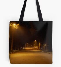 Late night, Beverley Hills, CA Tote Bag