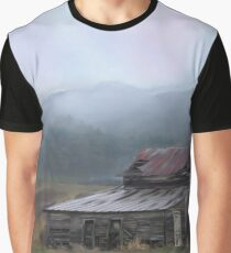 Riverside Barn Graphic T-Shirt