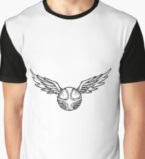 Golden Snitch Graphic T-Shirt