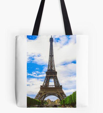 Eiffel Tower 11 Tote Bag
