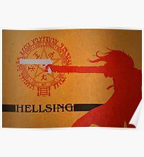 Hellsing Ultimate - Alucard Poster