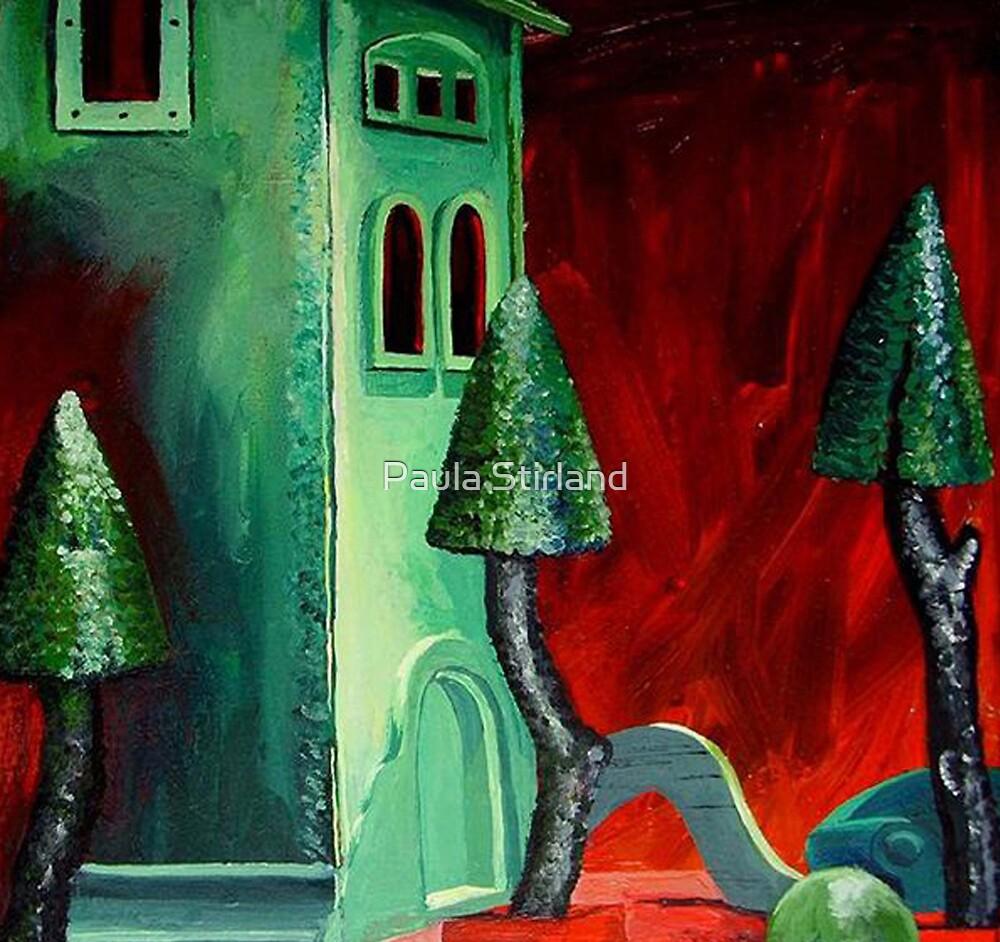 Tonal Study by Paula Stirland