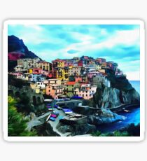 Manarola Sticker