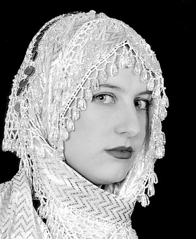 the beaded shawl by jim painter