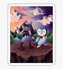 Pokemon Mystery Dungeon Sticker
