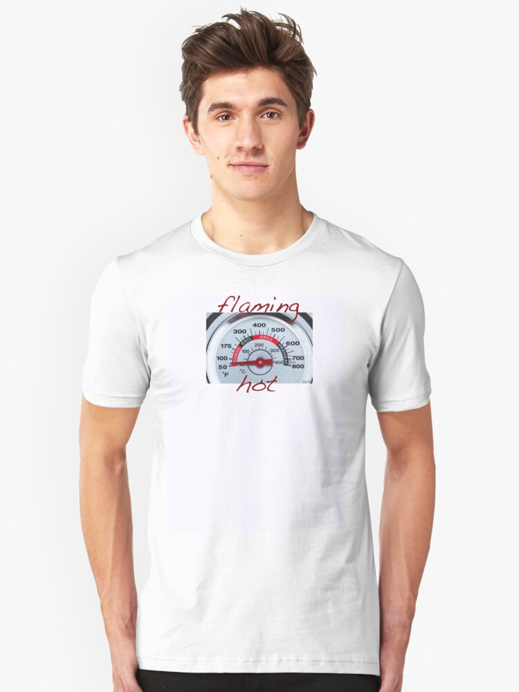 Getting Warmer Unisex T-Shirt Front