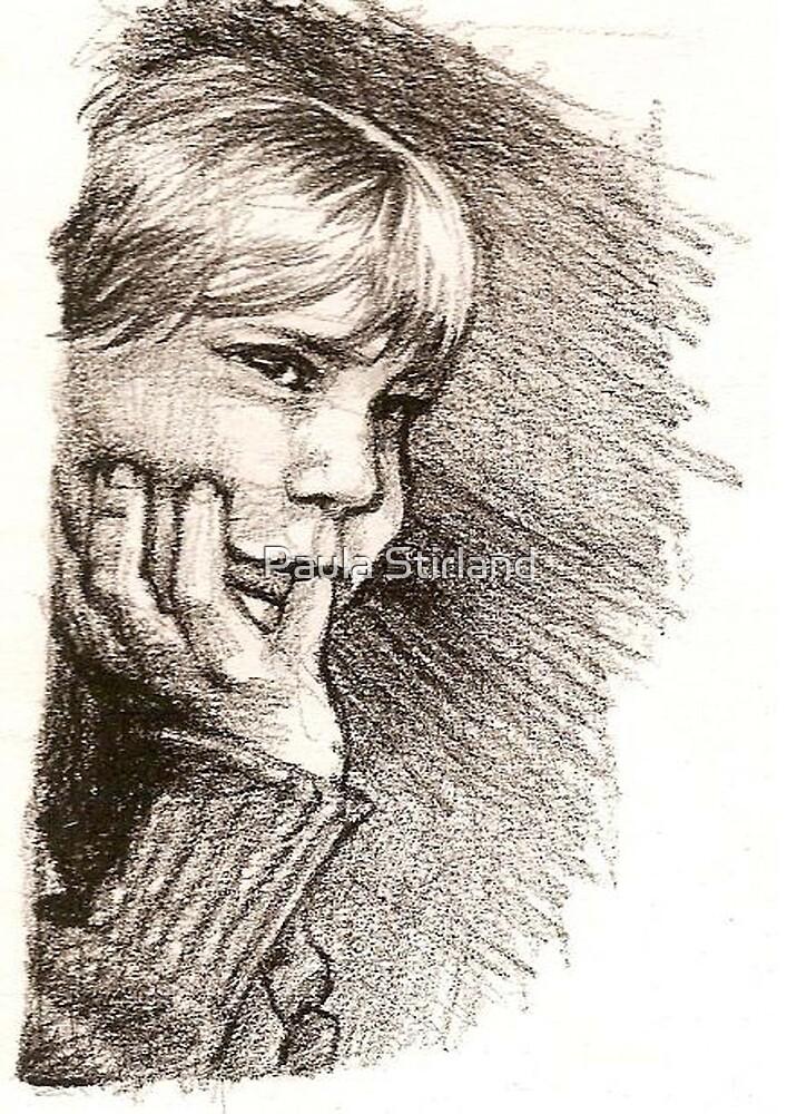 Young Boy by Paula Stirland
