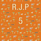 Pattern RJP 5 Darjeeling Limited & Hotel Chevalier by bonieiji