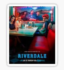 Riverdale Promo Sticker