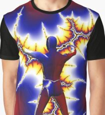 Playing With Fire Graphic T-Shirt