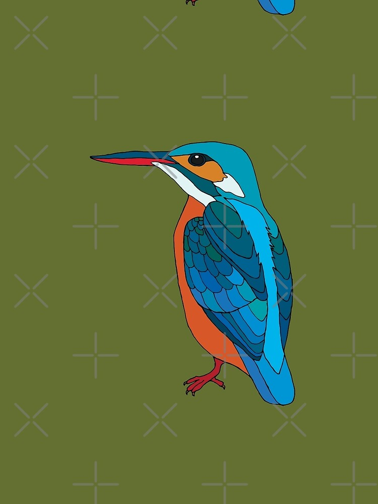 Kingfisher by cosmicesoteric
