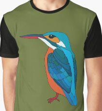 Kingfisher Graphic T-Shirt
