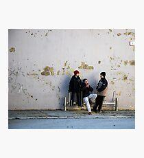 lost boys Photographic Print