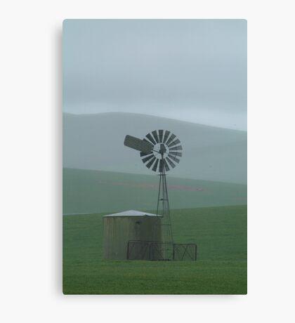 Rain Storm, Southern Flinders Ranges Canvas Print