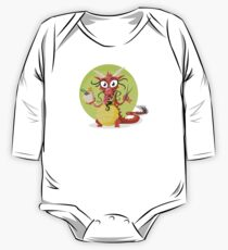 Funny chinese dragon One Piece - Long Sleeve