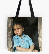 Bishnoi Boy Tote Bag