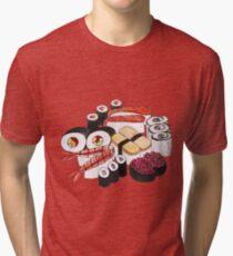 Sushi! Tri-blend T-Shirt