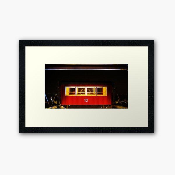 VIENNA 10 Framed Art Print