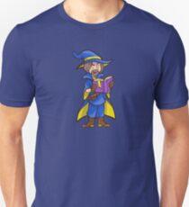 Smart wizard reading a book T-Shirt