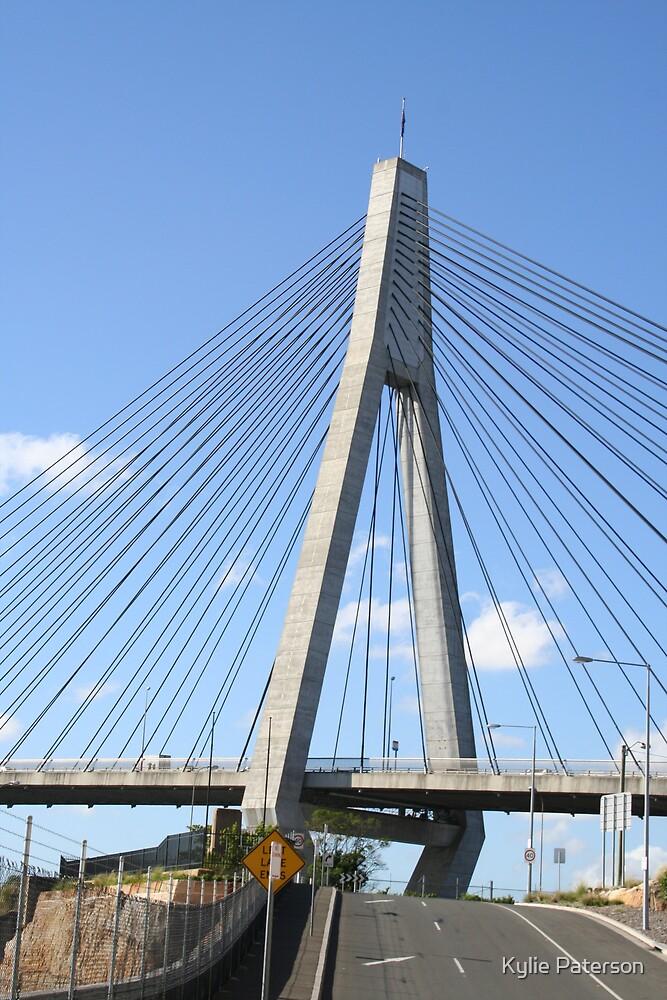 Anzac Bridge Sydney, Bridge by Kylie Paterson
