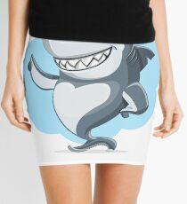 Cute shark Mini Skirt