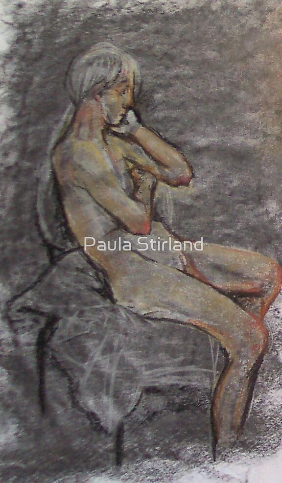Left in the dark by Paula Stirland