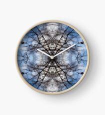 Saturnalian Structure #1 Clock