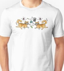 STEM Cats Unisex T-Shirt