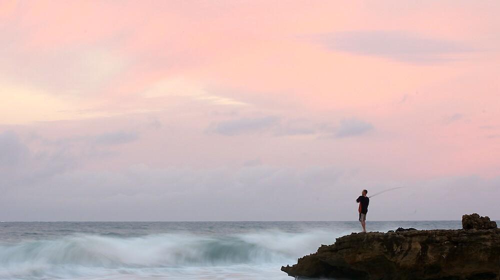 The Fisherman by Elana Halvorson