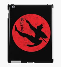 Be a MAN! iPad Case/Skin