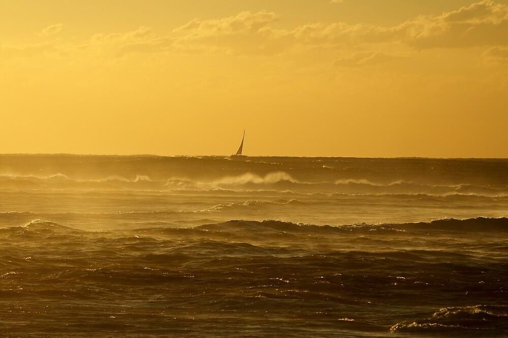 Big seas 2 by Geoffrey Chang