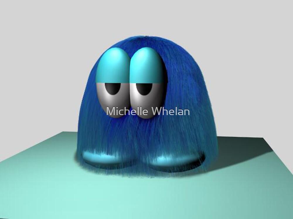 hair ball by Michelle Whelan