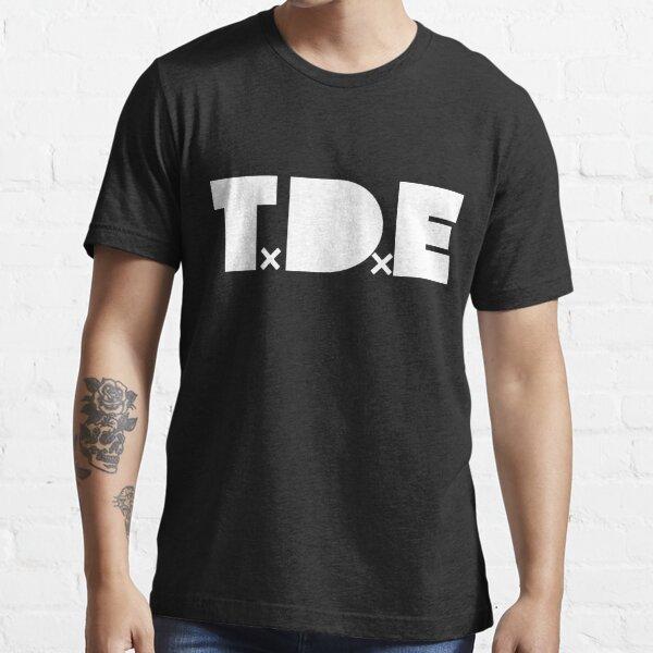 T.D.E TOP DAWG ENTERTAINMENT  Essential T-Shirt