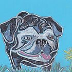 Pug by MagsWilliamson