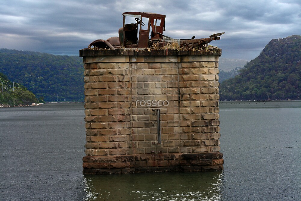 High And Dry by rossco