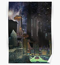 Tech City Poster