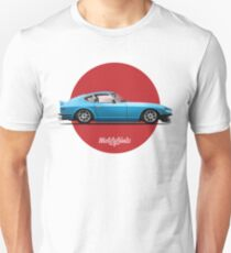 Datsun 280Z (blue) T-Shirt