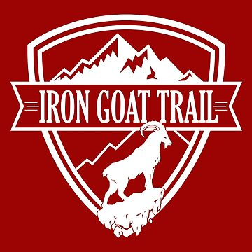 Iron Goat Trail by FR3DXVII