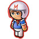 SPEED RACER Pooterbelly by Pat McNeely