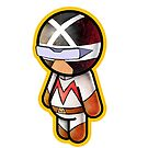 SPEED RACER - RACER X Pooterbelly by Pat McNeely