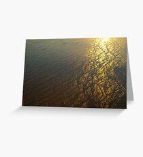 Light Leaks Greeting Card