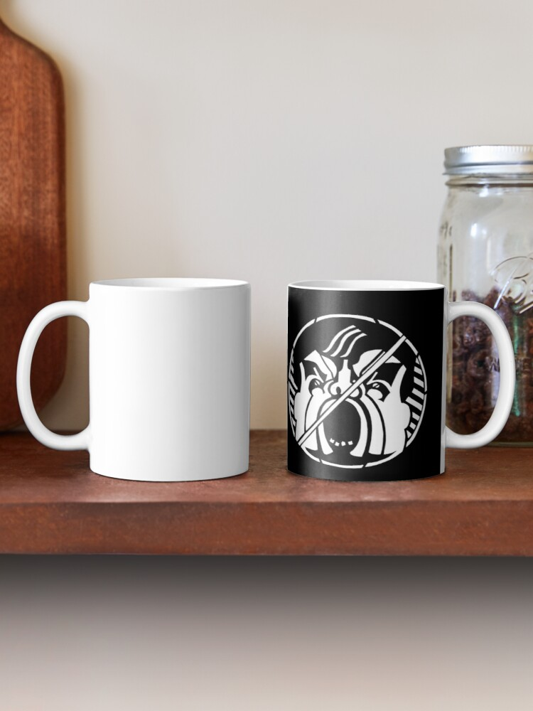 Alternate view of Say No to Hate Mug