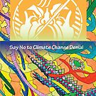 Say No to Climate Change Denial by Lillian Trettin