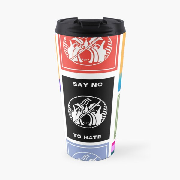 Say No Talk Back Travel Mug