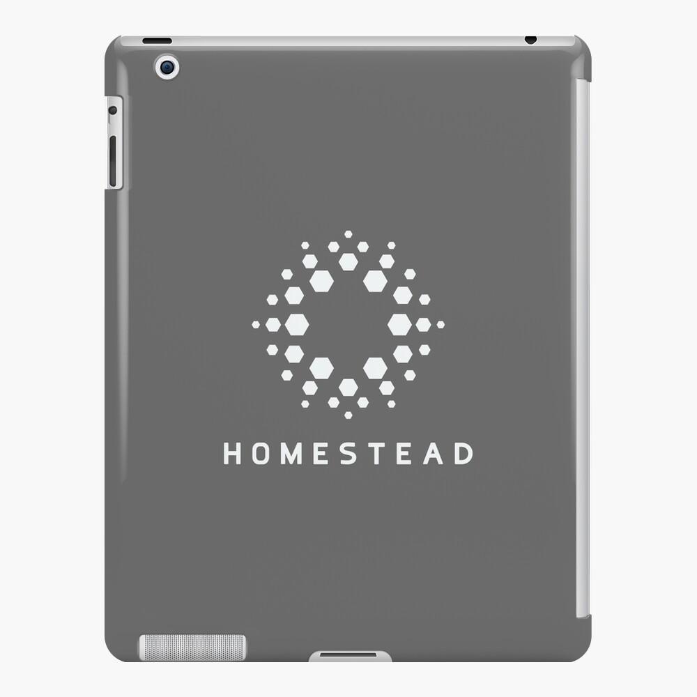Homestead - Passagiere - Licht iPad-Hülle & Skin