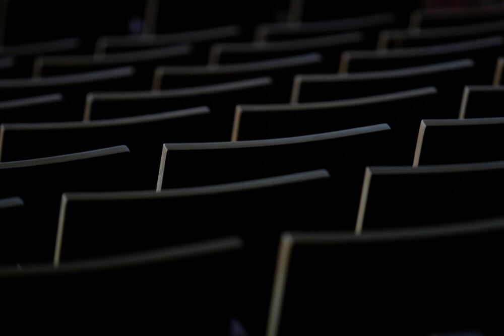 Which Seat? by Belinda  Strodder