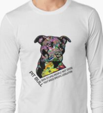 Pitbull BSL Black T-Shirt
